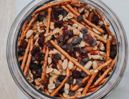 Healthy Trail Mix JMJ